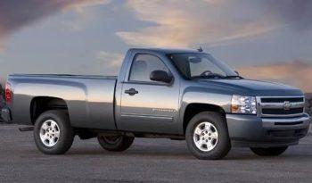 2007 Chevrolet Cheyenne completo