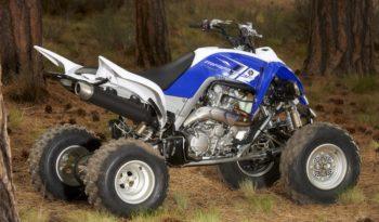 Yamaha raptor 2013 completo