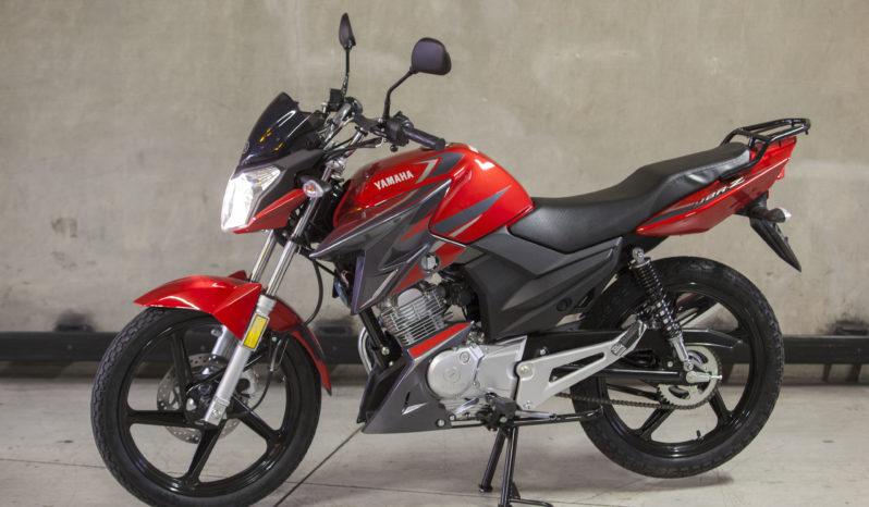 Yamaha ybr 2017 completo